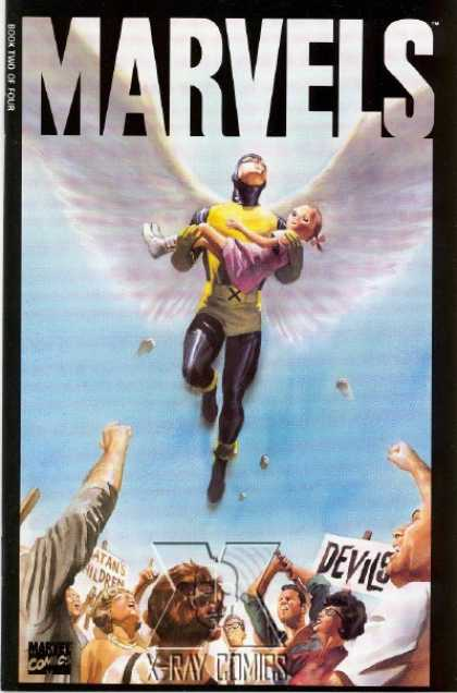 Marvels 2 - Alex Ross