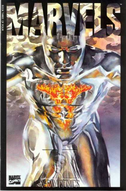 Marvels 3 - Alex Ross