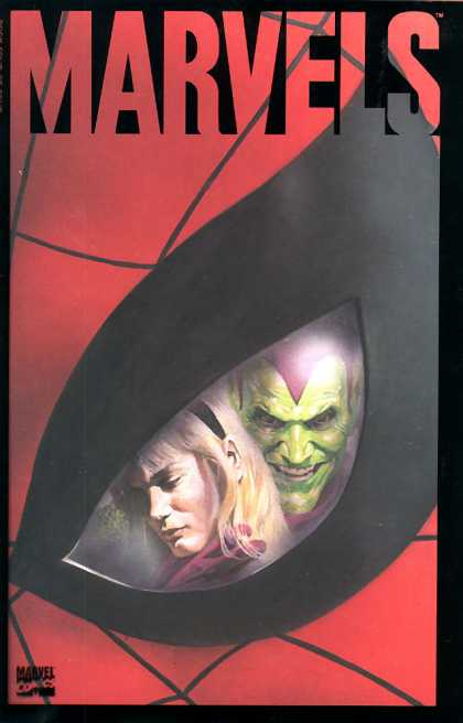 Marvels 4 - Alex Ross