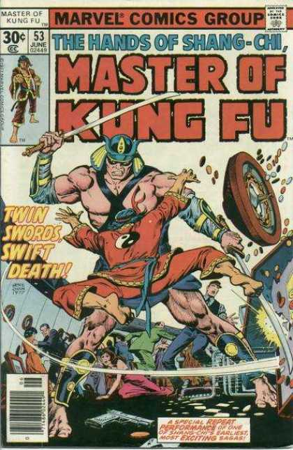 Master of Kung Fu 53 - Ernie Chan