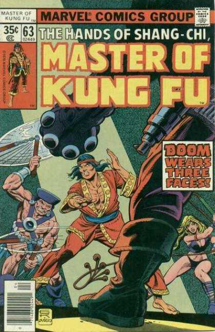 Master of Kung Fu 63 - Terry Austin