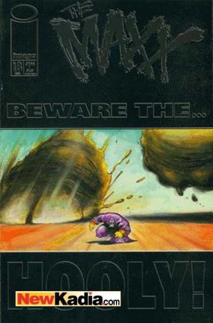 Maxx 18 - Bewate The - Strorm - One Strong Men Is Running - Desert - Newkadiacom - Sam Kieth