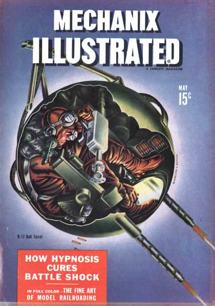Mechanix Illustrated - 5-1945