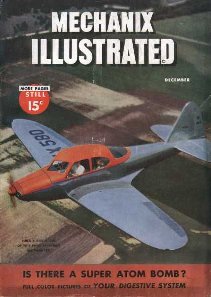 Mechanix Illustrated - 12-1946