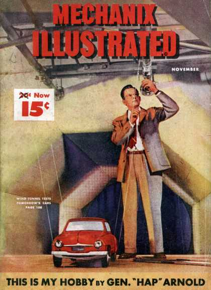 Mechanix Illustrated - 11-1947