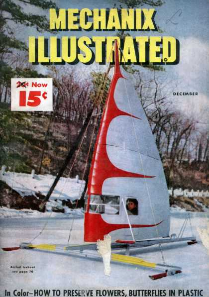Mechanix Illustrated - 12-1947