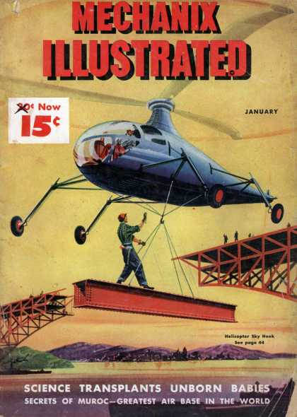 Mechanix Illustrated - 1-1948