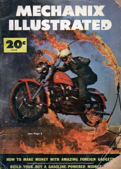 Mechanix Illustrated - 6-1953