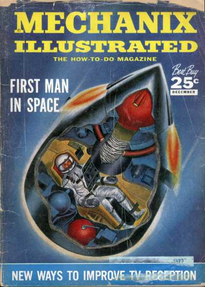 Mechanix Illustrated - 12-1958