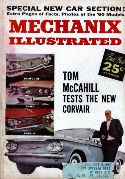 Mechanix Illustrated - 11-1959