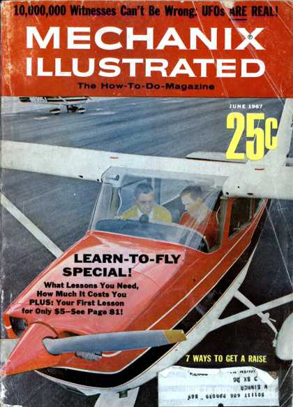 Mechanix Illustrated - 6-1967