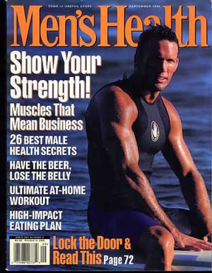 Men's Health - September 1995
