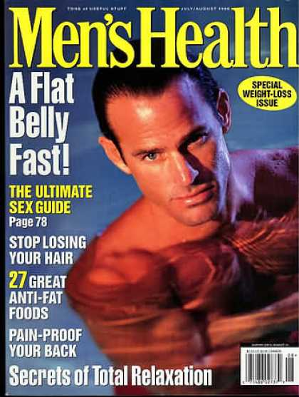 Men's Health - July 1996