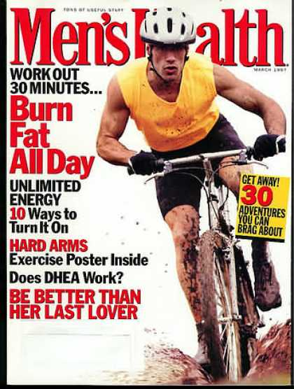 Men's Health - March 1997