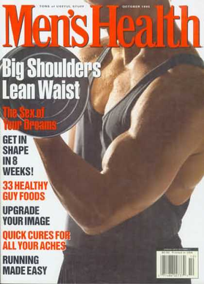 Men's Health - October 1995
