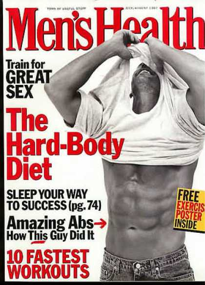 Men's Health - July 1997