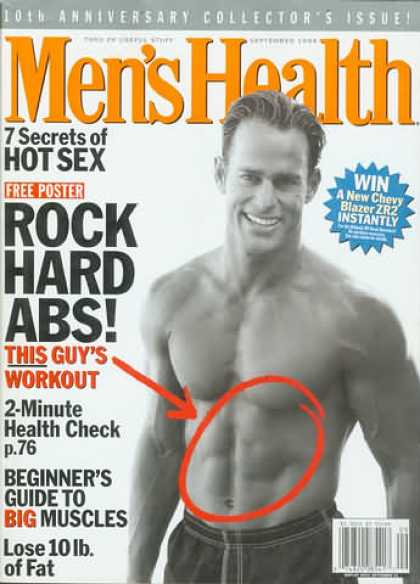 Men's Health - September 1998