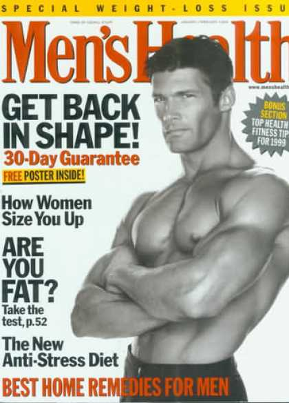 Men's Health - January 1999