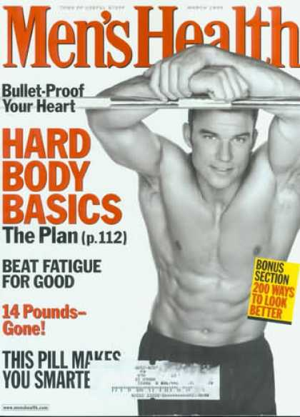 Men's Health - March 1999