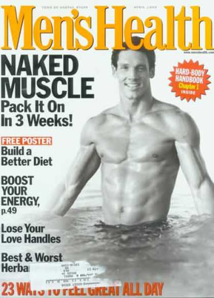 Men's Health - April 1999