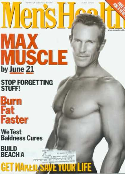 Men's Health - June 1999