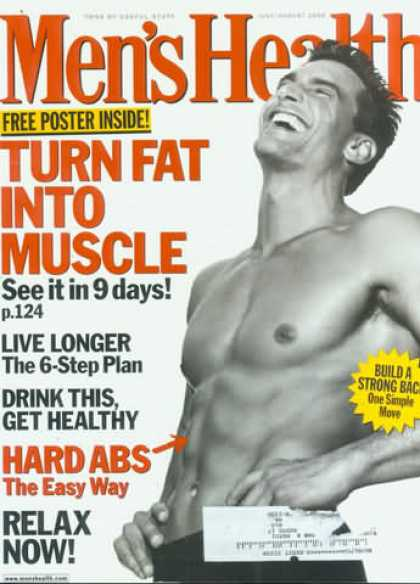 Men's Health - July 1999