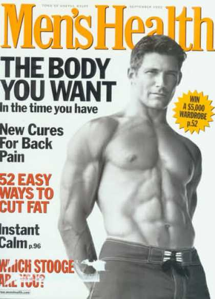 Men's Health - September 1999