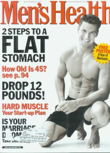 Men's Health - January 2000