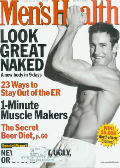 Men's Health - March 2000
