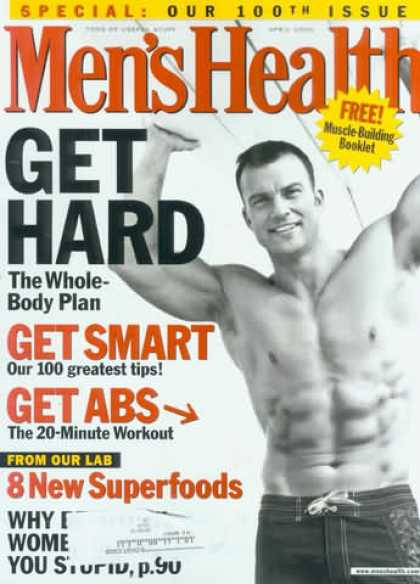 Men's Health - April 2000