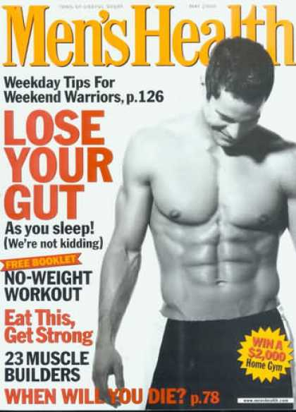 Men's Health - May 2000