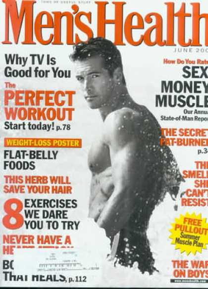 Men's Health - June 2000