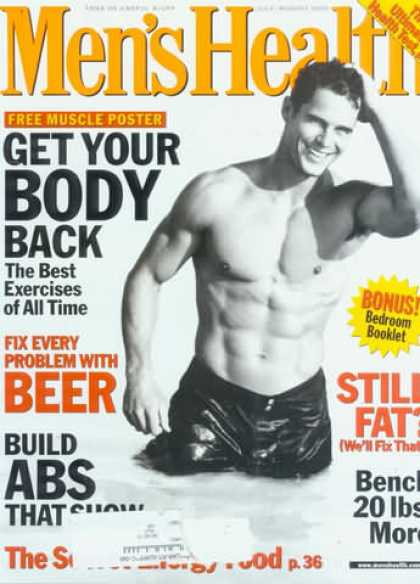 Men's Health - July 2000