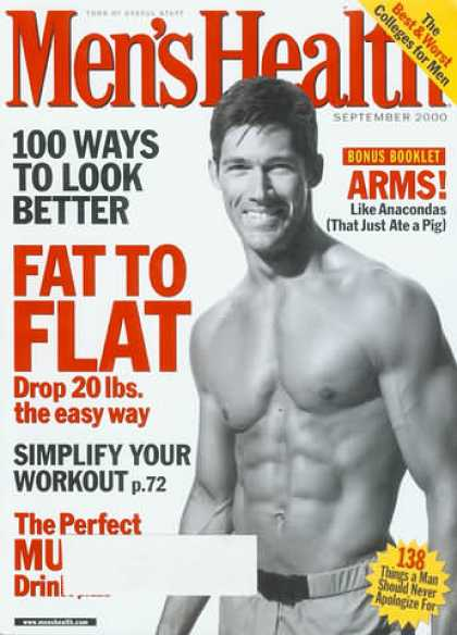 Men's Health - September 2000