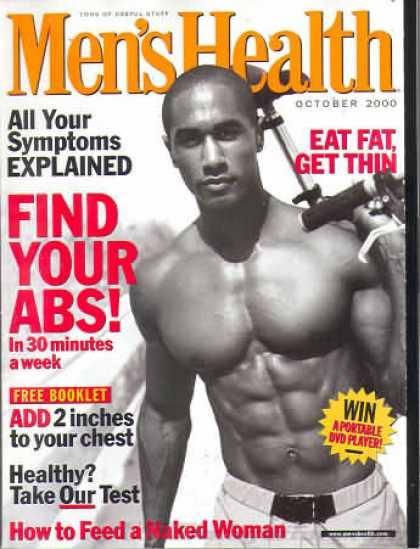 Men's Health - October 2000
