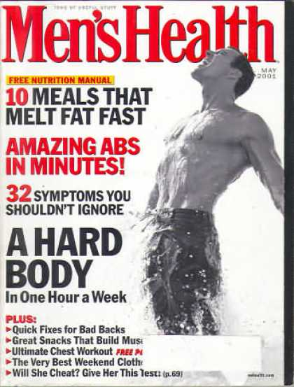 Men's Health - May 2001