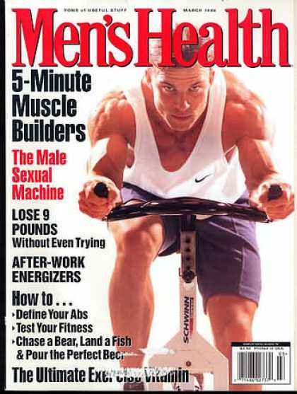 Men's Health - March 1996
