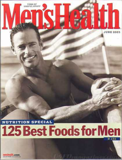 Men's Health - June 2003