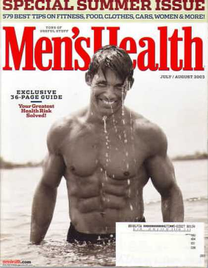 Men's Health - July 2003
