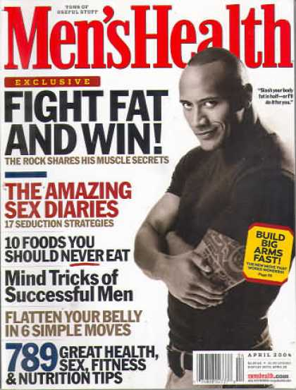 Men's Health - April 2004