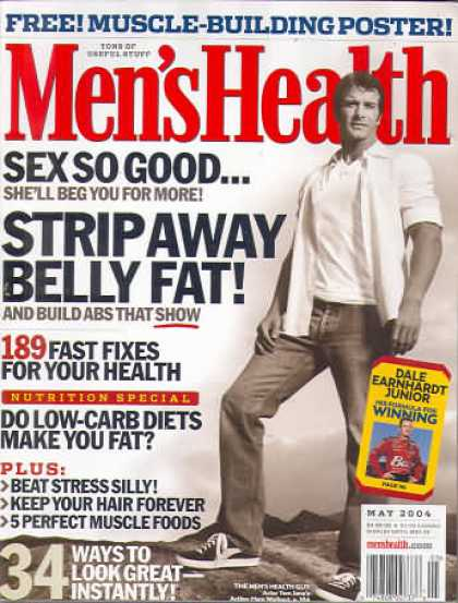 Men's Health - May 2004