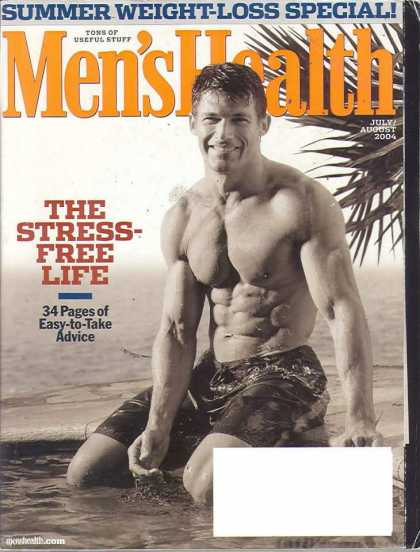 Men's Health - July 2004