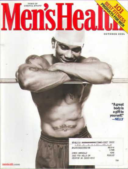 Men's Health - October 2004
