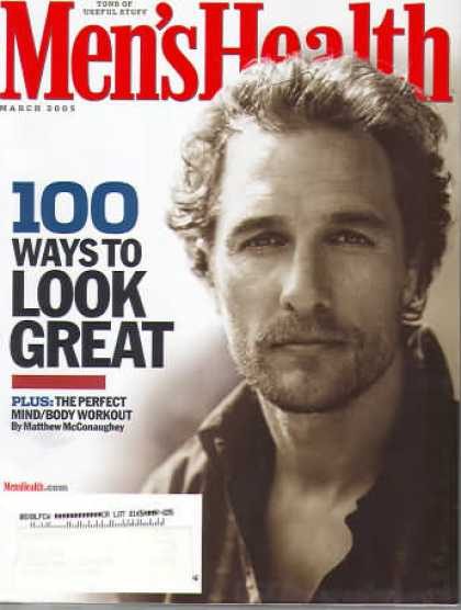 Men's Health - March 2005