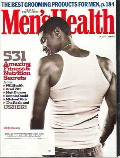 Men's Health - May 2005