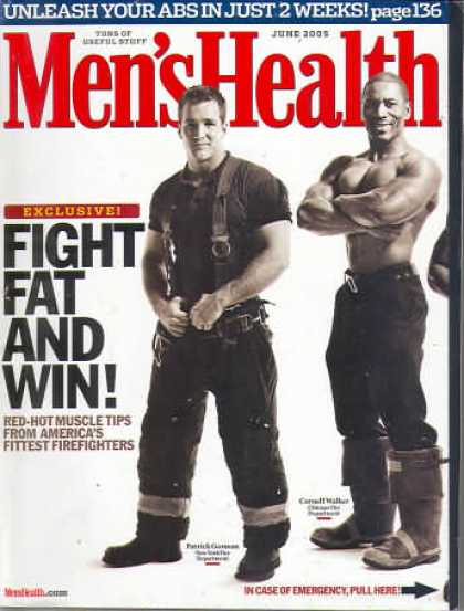 Men's Health - June 2005