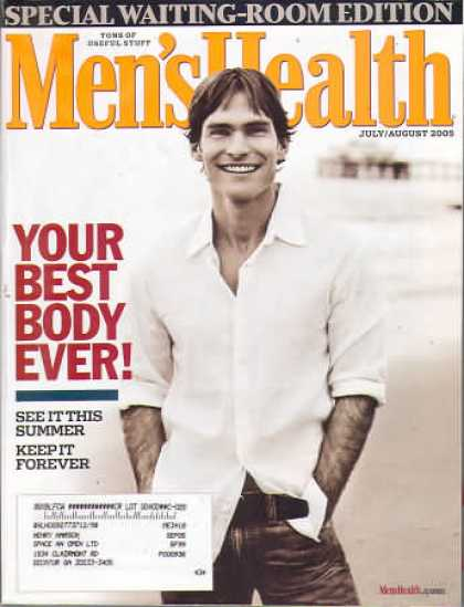 Men's Health - July 2005