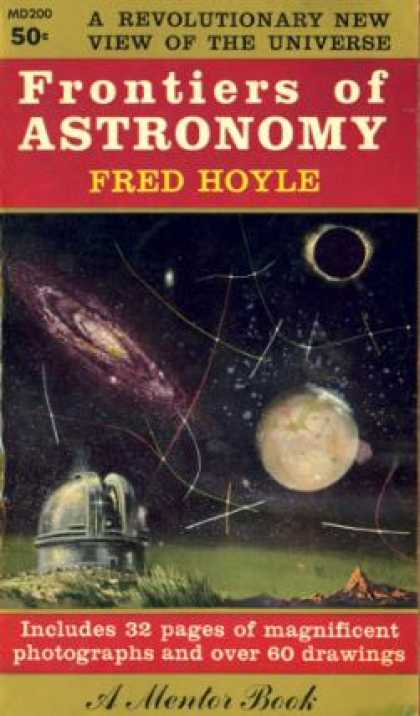 Mentor Books - Frontiers of Astronomy