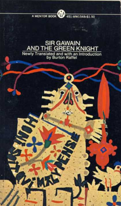 Mentor Books - Sir Gawain and the Green Knight