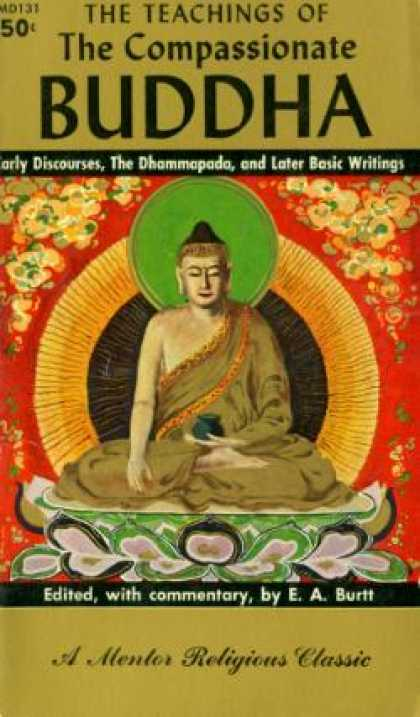 Mentor Books - The Teachings of the Compassionate Buddha